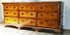 antique dresser estate sale