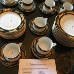 Lynn Chase Dishes, 60 Pieces, or 12 - 5 Piece Place Settings