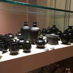 99+ Piece Set Black Porcelain & 8 Piece Japanese Tea Set & 3 Vases $85 OBO