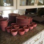 Rose Dishes - Make Offer