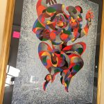 Anatole Krasayansky 'Two Dancing Figures' $950 OBO