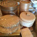 7 Units Bamboo Cookware & Mats, Coasters $75 OBO