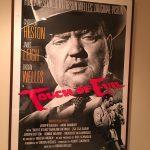 'Touch of Evil' Framed Poster-Charlton Heston & Orson Wells $150 OBO