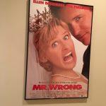 'Mr Wrong' Poster $75.00 OBO