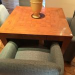 Game Table & 4 Chairs $800 OBO