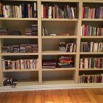 Books $1 Hard Bound, $.50 Soft Bound, CDs $.50 Ea