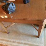 2 Custom Corner Side Tables Each $250
