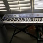 Keyboard & Stand $50