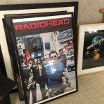 Radiohead Poster, Universal Print $50