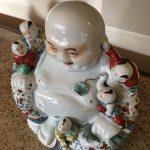 Porcelain Buddha $125